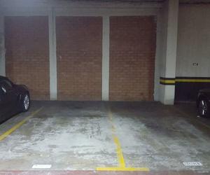 Plazas Parking Avda Madrid