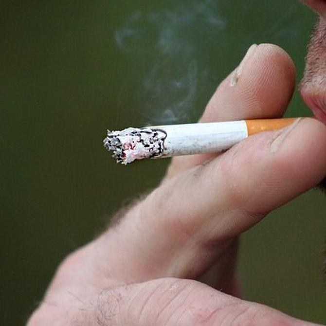 Cuida tu salud bucodental dejando de fumar