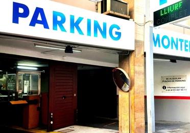 Parking Monterrey