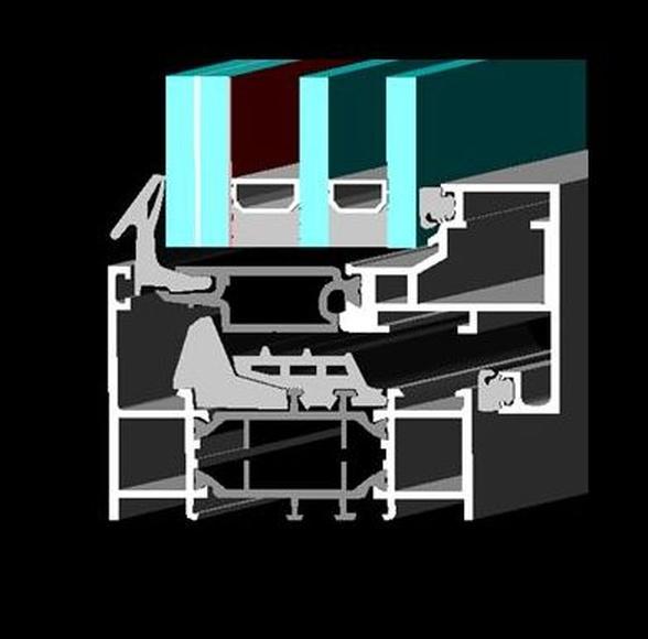 FS7M2-S Alto Aislamiento Acústico: Sistemas de Ekonal