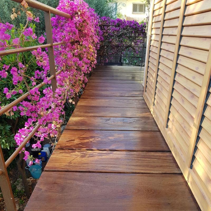 Pintors Martinez # tratamiento de madera.