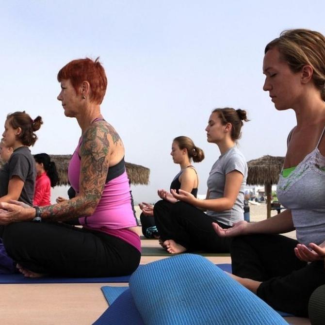 Yoga: equilibrio de cuerpo y mente