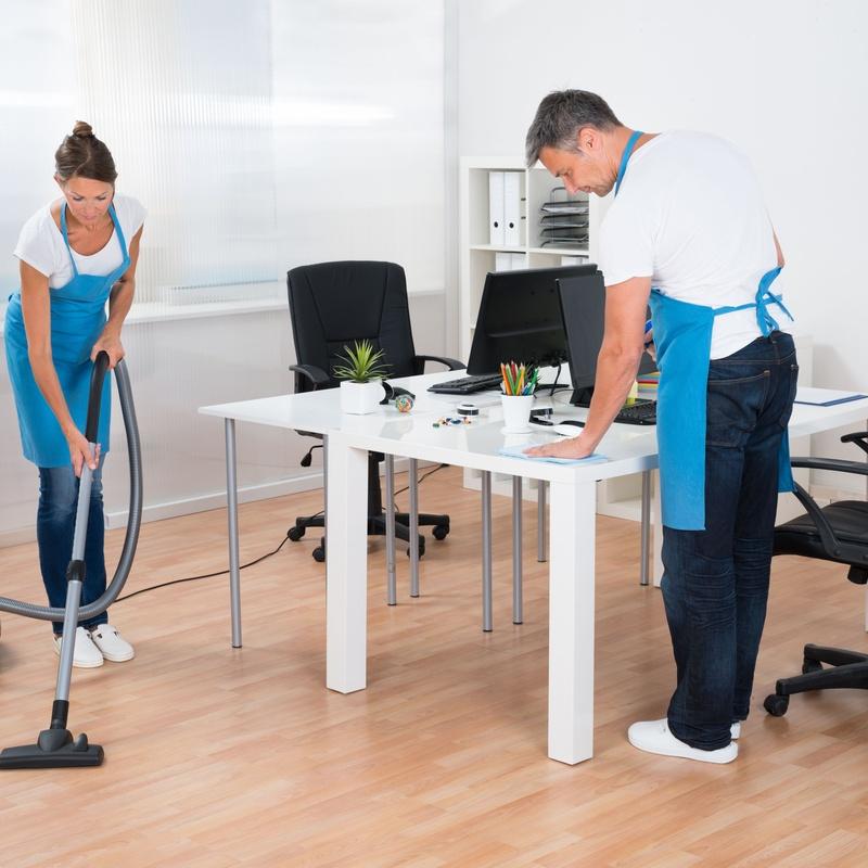 Limpieza de oficinas: Servicios de Cast Limpiezas