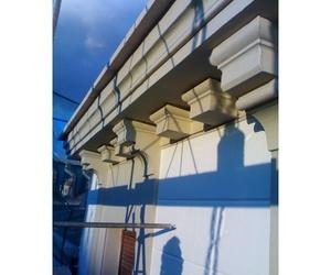 Restauración de fachadas catalogadas en Terrassa