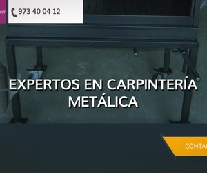 *carpintería metálica Artesa de Segre, forja artística Artesa de Segre|Sellart Ferreria