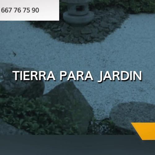 Tierra para jardín en La Moraleja | Mallorquín