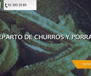 Churrerías en Madrid | Churrería La Peineta