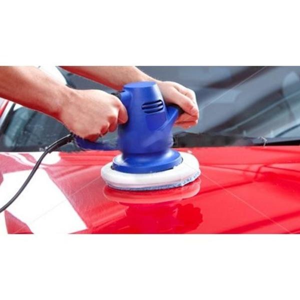 Pulido de carrocerías: Servicios  de Planet Wash