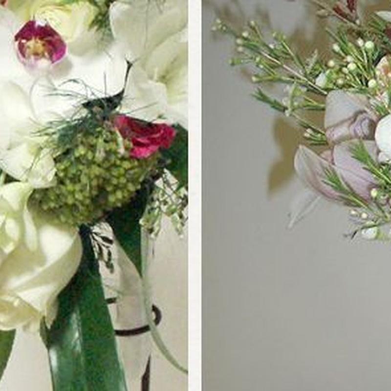 Ramos de novia: Productos de FLORISTERÍA CASA BASUSTA