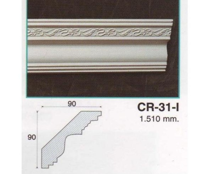 Cornisa CR 31-I: Catálogo de Galuso