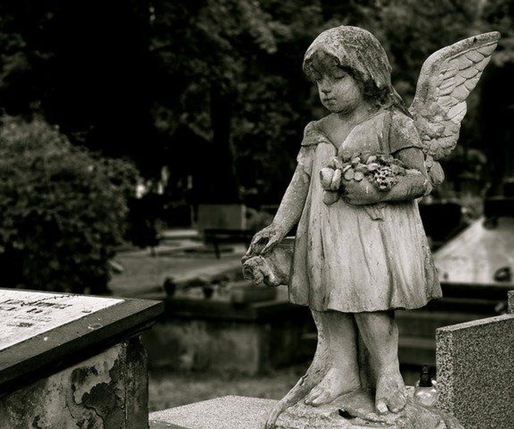 Los niños y los funerales: el eterno debate