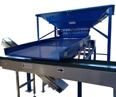 Clasificadoras Astillas Forestales para  Biomasa