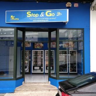 """Tiendas 24 horas """"Stop & Go"""""""
