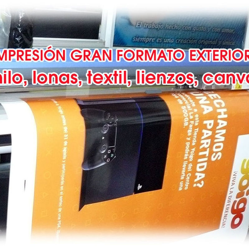 Impresión digital Badalona