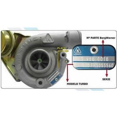 Todos los productos y servicios de Turbocompresores: EcoTurbo Hispania