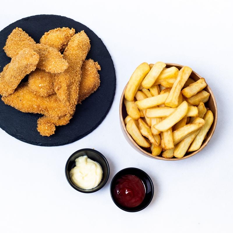 FINGER NIÑO: CARTA DE PRODUCTOS de Chicken Grill