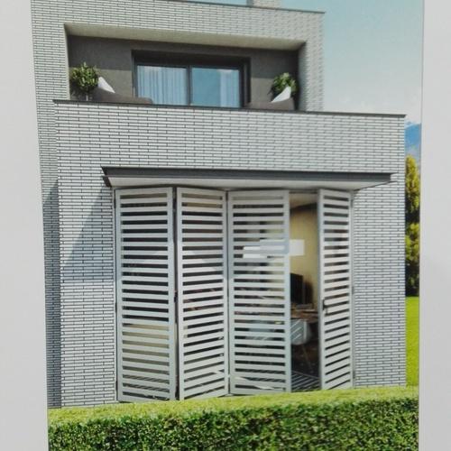 Puertas y ventanas de aluminio en Cabrera de Mar: Disseny Amb Vidre