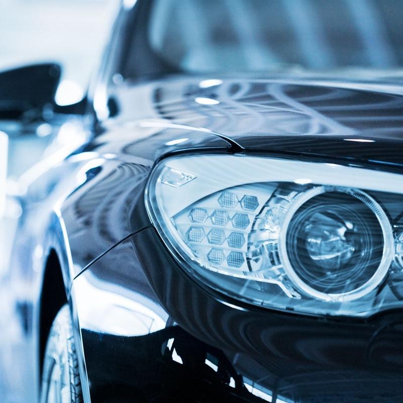 Vehículo de sustitución: Servicios de Carrocerías RC CAR