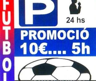 Promoción Partidos FC BARCELONA