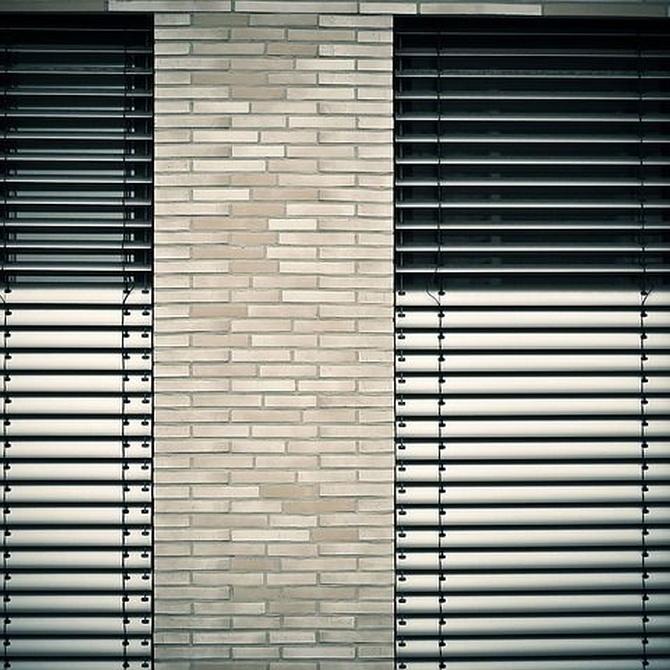 Razones para comprar persianas de aluminio