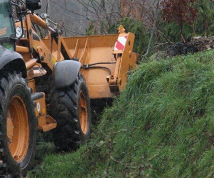 Desmontes: Servicios de Desmontes y Excavaciones Horche S.L.