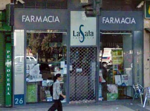 Fotos de Farmacias en Zaragoza   Farmacia Lasala