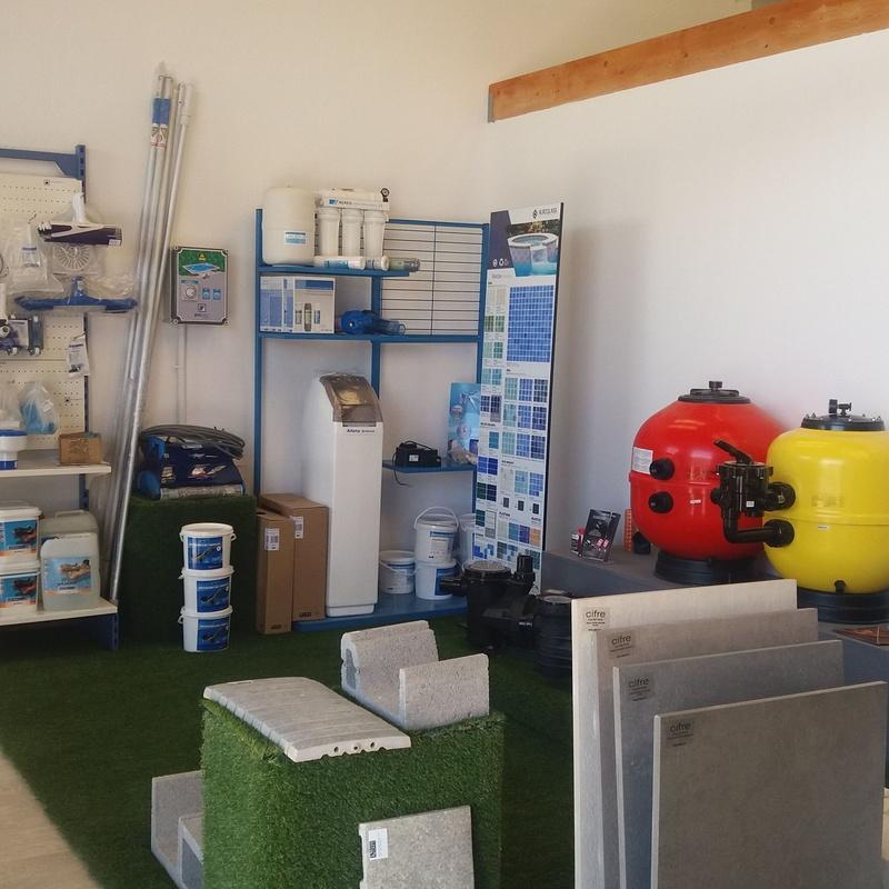 PROPOOL DC GROUP tu tienda de piscinas: ¿Qué hacemos? de Project Pool Piscinas