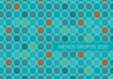 Menús Grupos 2020