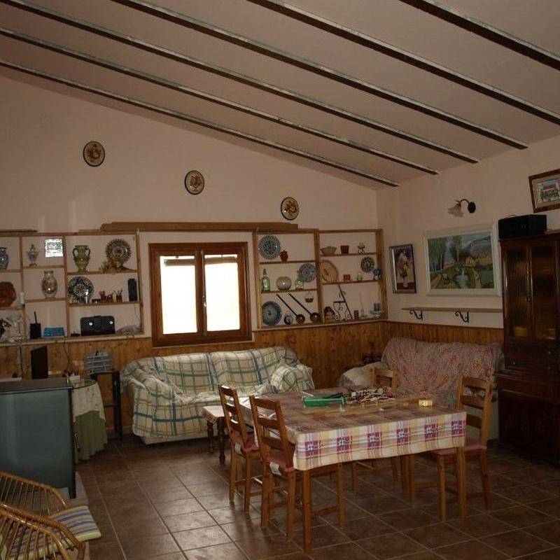 Chalets en venta  : Compra y alquiler de Servicasa Servicios Inmobiliarios