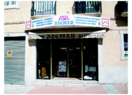 Fotos de Carpintería de aluminio, metálica y PVC en Ávila | Alemar