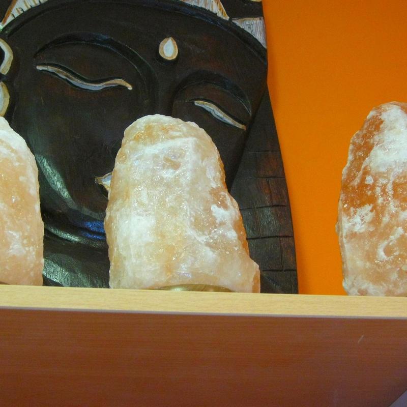 Lámparas de sal: Cursos y productos de Racó Esoteric Font de mi Salut