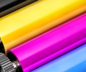 Impresión digital y offset