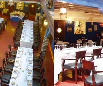 Menú 5: Menús para Bodas y Empresas de Restaurante Untzigain