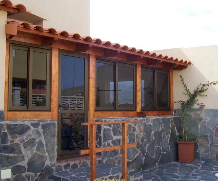 cerramientos terrazas Gijón
