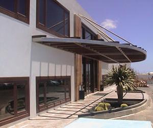 Galería de Aluminio en Tias   Cristalería Lanzarote