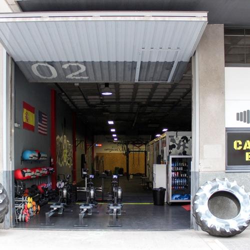 Entrenamiento de alta intensidad en Alcobendas | Caravel Box