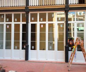 Cerramiento de terrazas en Horta-Guinardó (Barcelona)