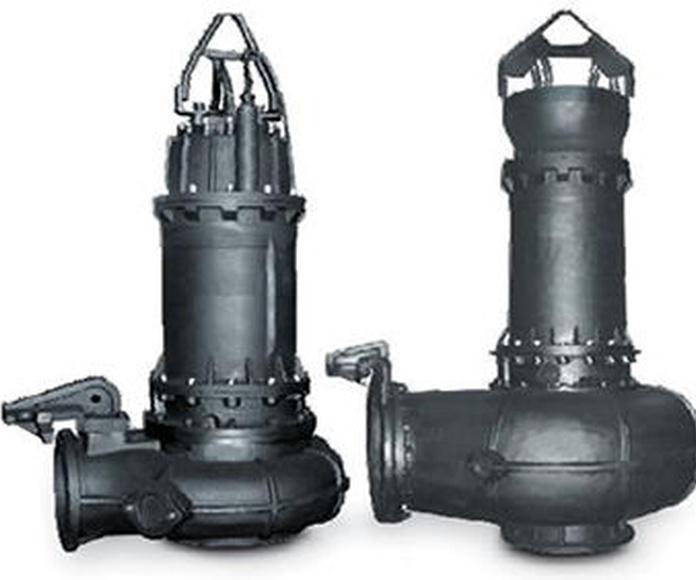 Bombas sumergibles: Catálogo de Bombas y Servicios Capixa