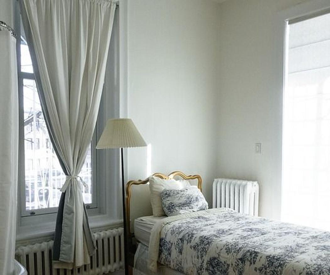 La historia de las cortinas