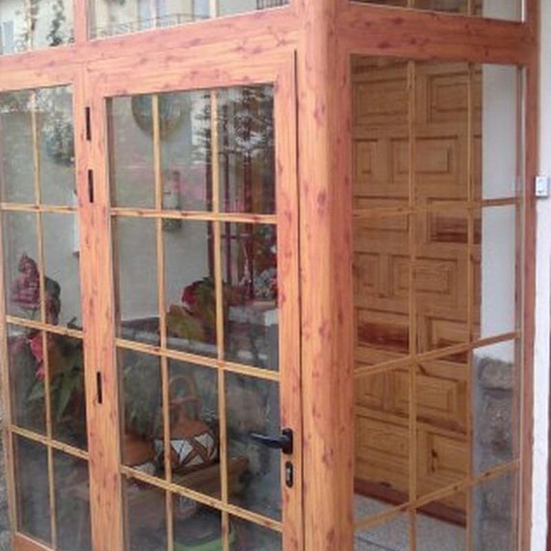 Trabajos varios: Productos de Carpintería Metálica Alcarreña, S.L.