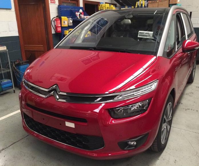 adaptacion de vehículos Oviedo