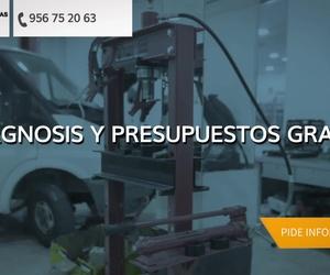 Taller mecánico en Puerto Real | Franquicias King