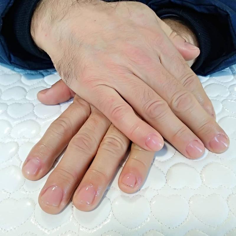 Tratamiento para uñas mordidas: Servicios de Trendy Nails