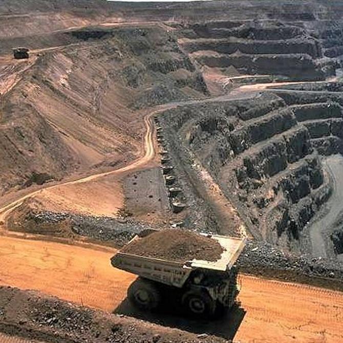 Clasificación básica de las explotaciones mineras