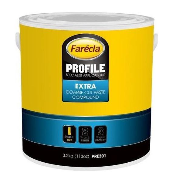 Profile Extra Coarse de FARECLA en almacén de pinturas en ciudad lineal.