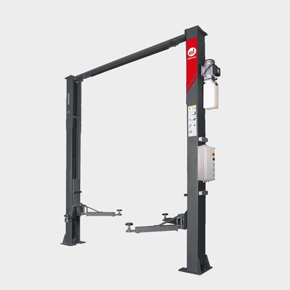 Elevador dos columnas electro-hidráulico sin base 4000 Kg: Productos de Maquidosa, S.L.