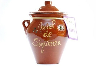"Orza con miel multifloral ""Río Dulce"" 500 grs"