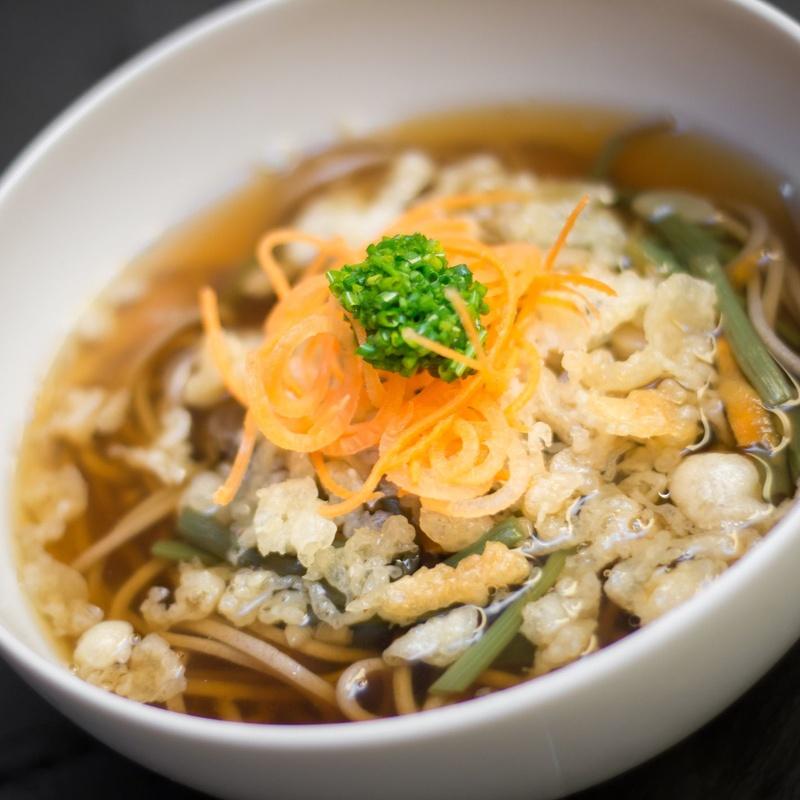 Arroz & Noodles:  de Sushikai Tarraco