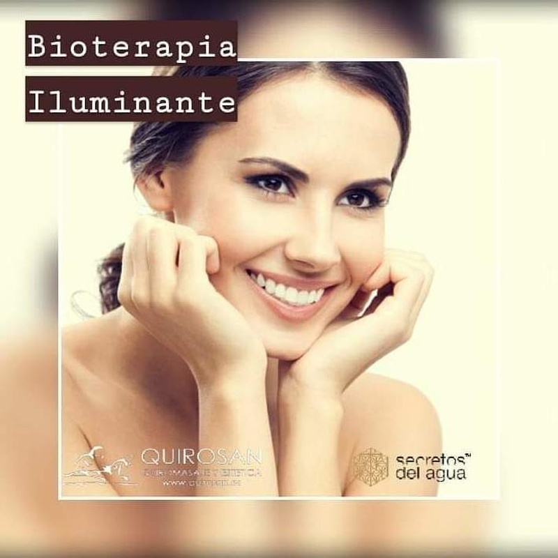 Bioterapia Facial Iluminante: Servicios de Quirosan