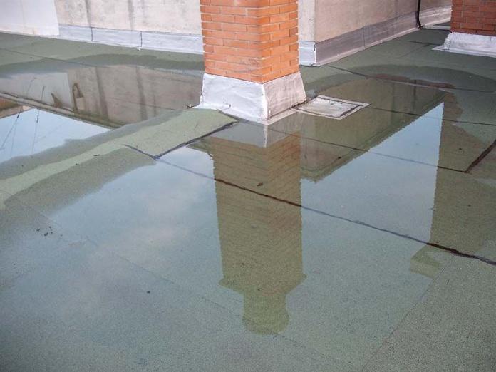 Reparación de goteras: Trabajos realizados  de Cubiertas Imperdur, S.L.
